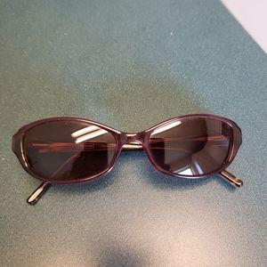 Coach Dalia (545) Berry Sunglasses 🕶